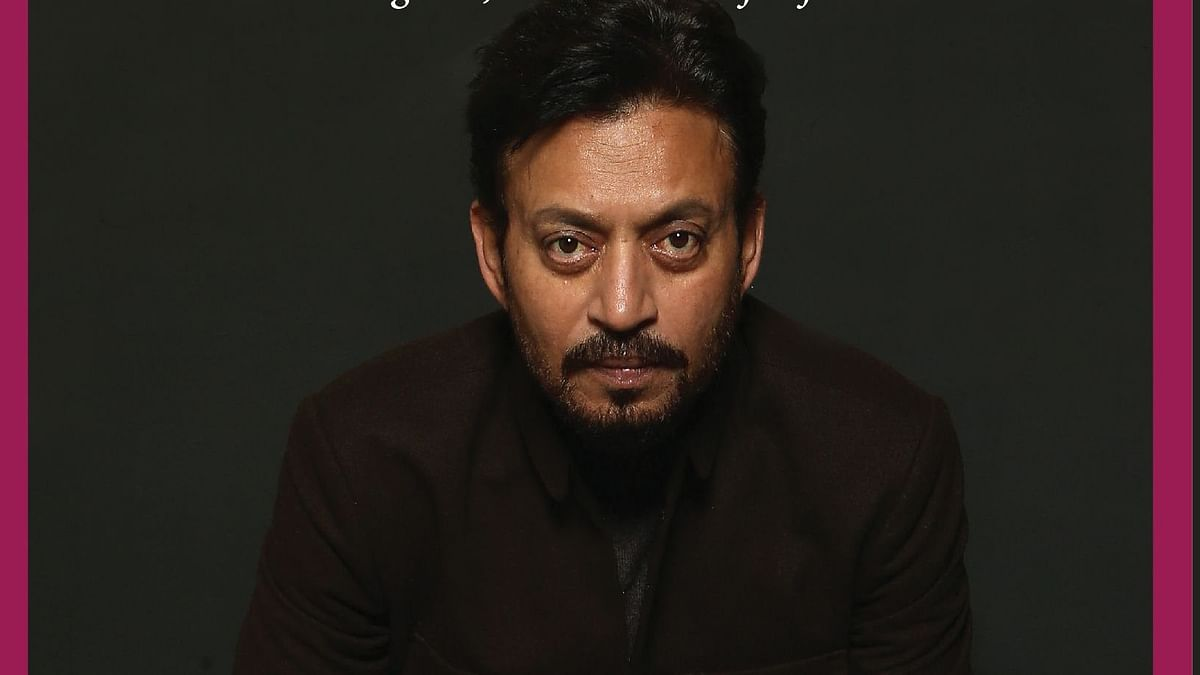 Irrfan Khan's recently released biography <i>Irrfan Khan: The Man, The Dreamer, The Star</i>