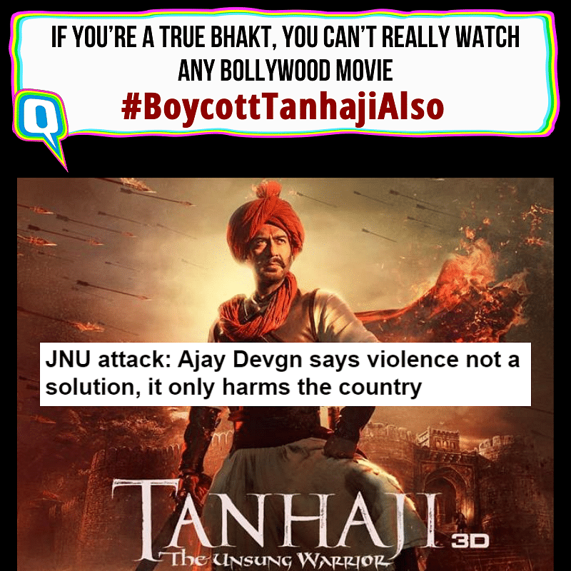 If You're a True Bhakt, You Can't Really Watch ANY Bollywood Movie