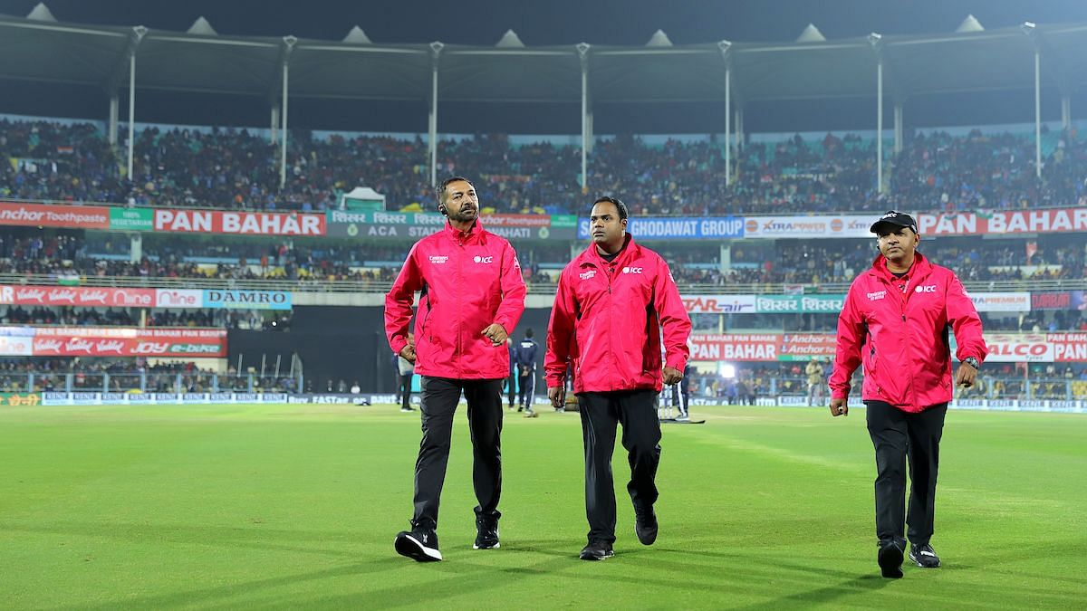 India v Sri Lanka: 1st T20I Called Off Without a Ball Being Bowled