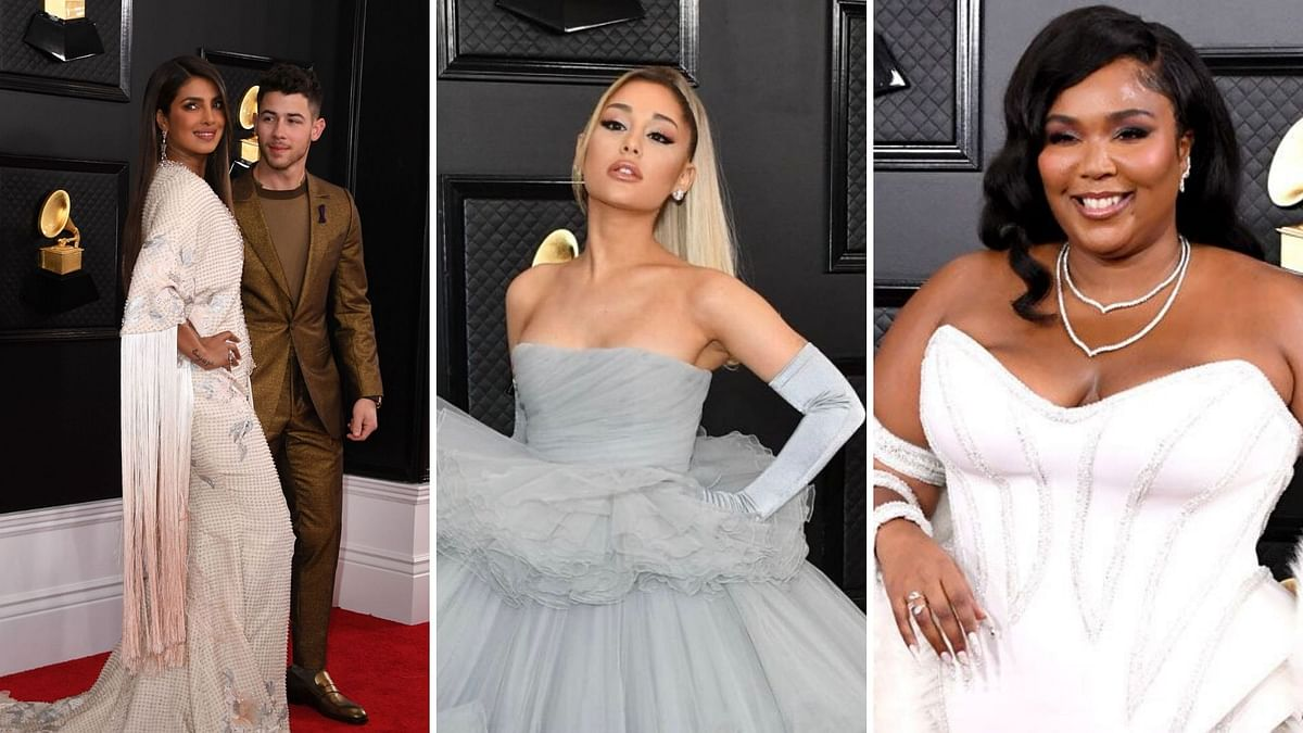 Grammys 2020: Priyanka, Ariana Grande, Lizzo at the Red Carpet