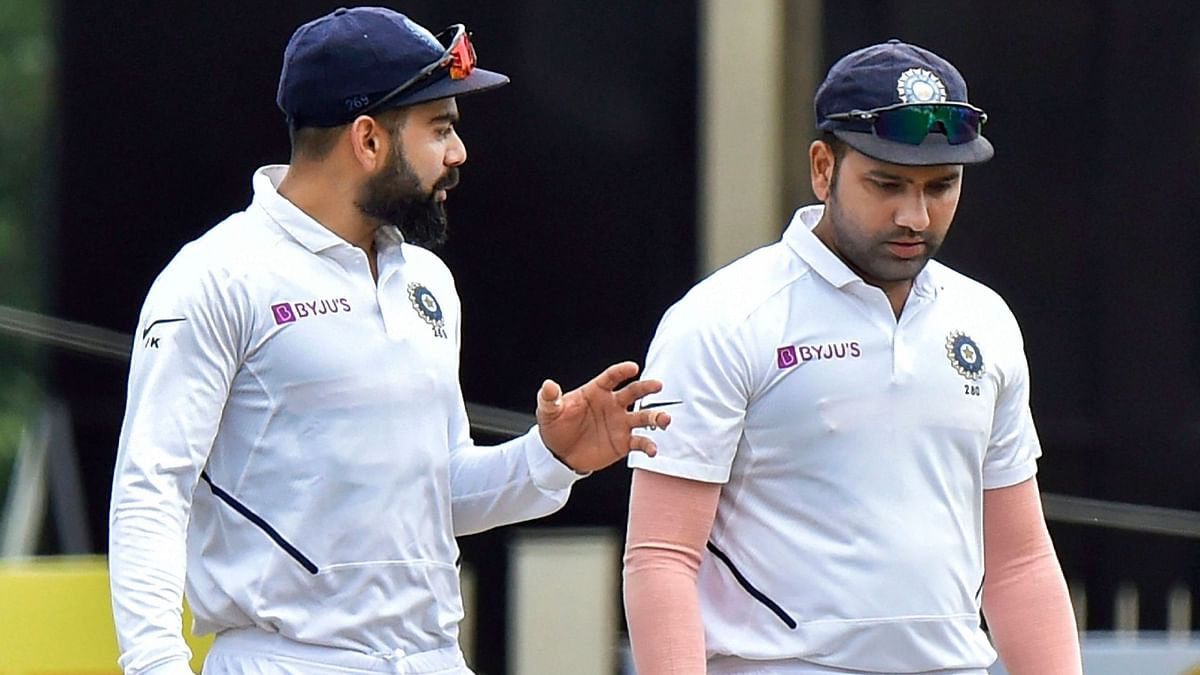 India's white-ball vice-captain Rohit Sharma said that he felt hurt when families were being dragged into things during the alleged 'rift' between him and Virat post the ICC World Cup.