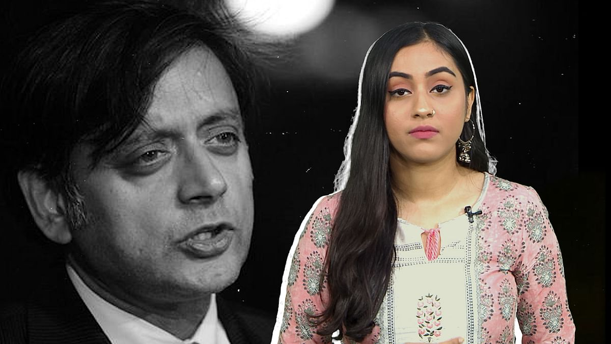 Dr Tharoor, Asserting Muslim Identity Won't Make Protests Communal