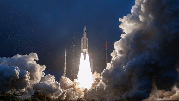 India's communication satellite GSAT-30