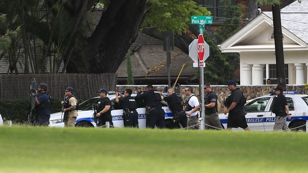 2 Police Officers Killed in Shooting in Honolulu: Hawaii Governor