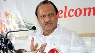 Maharashtra Deputy CM Ajit Pawar Tests COVID +Ve, Hospitalised