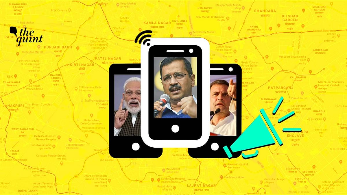 Delhi Elections 2020: Between 21 December 2019 and 19 January, parties and candidates have spent over Rs 60 lakh on political ads on Facebook.