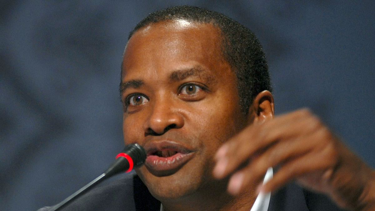 File image of David Drummond, Senior Vice President and Chief Legal officer of Google.