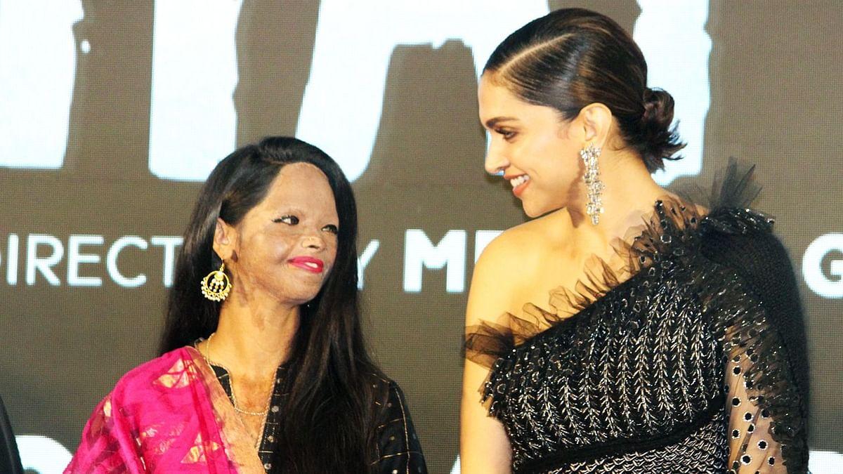 Here's How Laxmi Agarwal Reacted to the 'Chhapaak' Title Track
