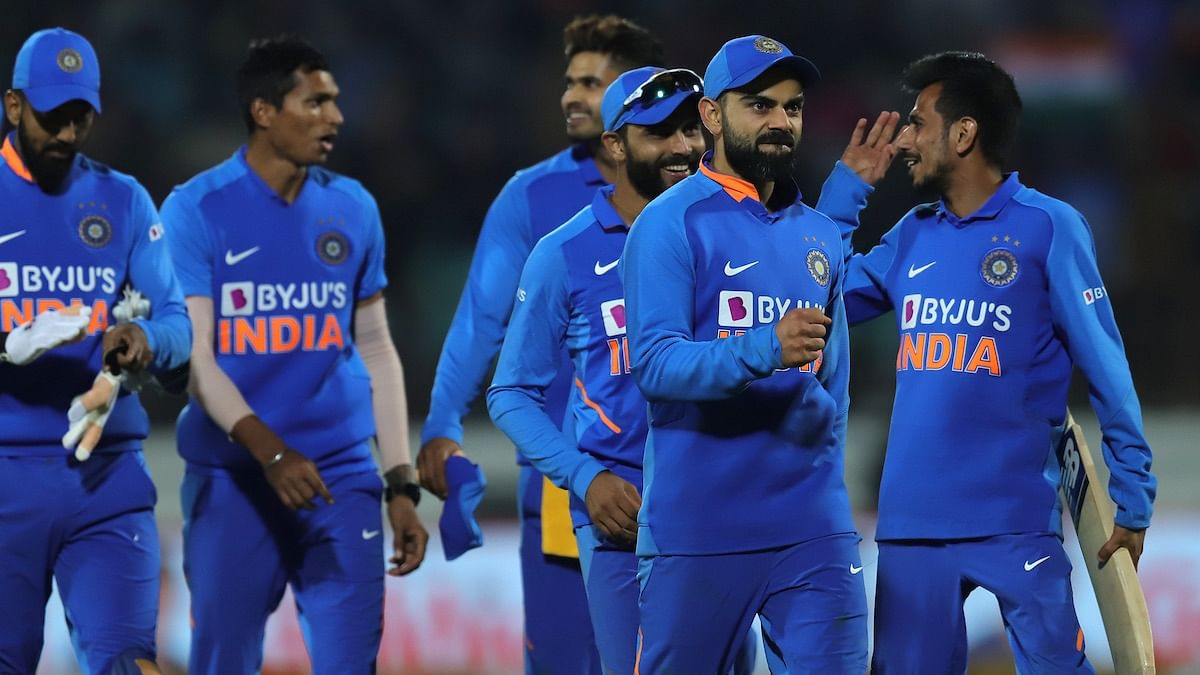 India Beat Australia by 36 Runs in 2nd ODI to Level Series 1-1