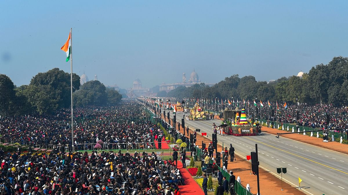 India celebrates its 71st Republic Day on Sunday, 26 January.