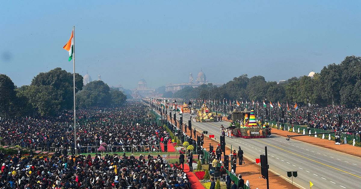 Happy 72nd Republic Day Wishes, Images, Quotes & Greeting Cards - The Quint