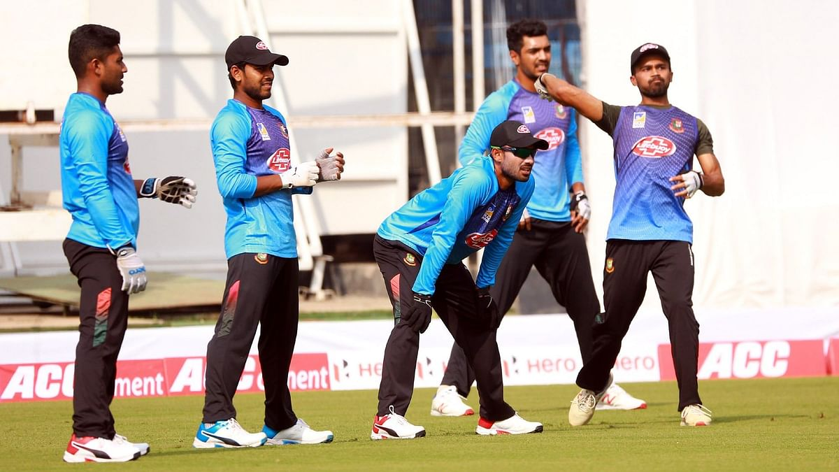 Bangladesh Cricket Board Gives Nod to Play Tests in Pakistan