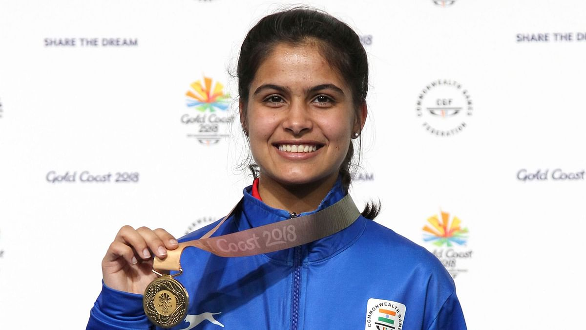 Riding on Expectations, Manu Bhaker Vows to Give Her Best in Tokyo