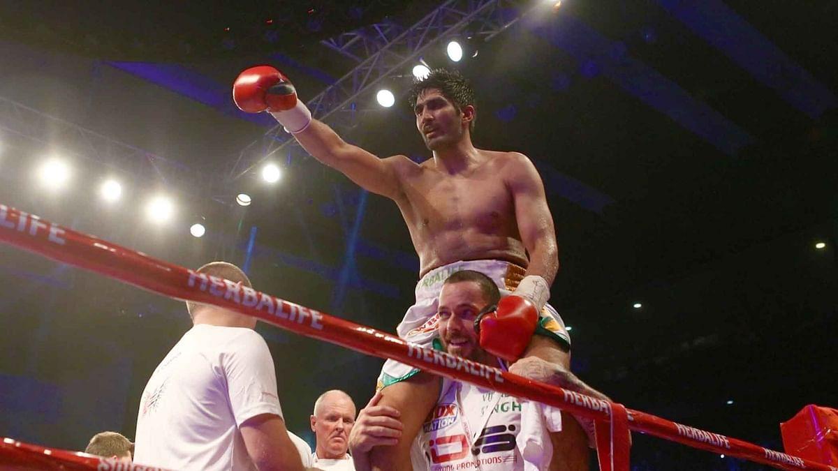 BFI Should Take Care of Boxers: Vijender Singh