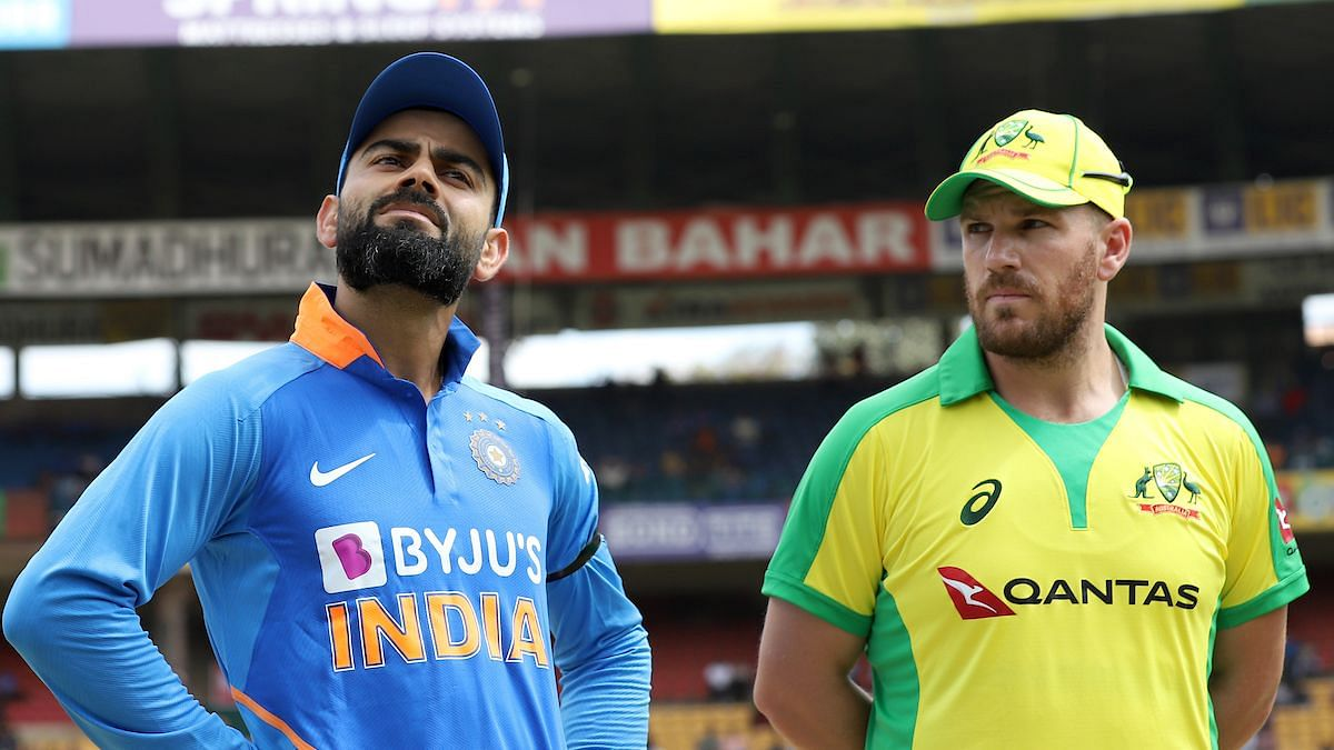 Kohli Greatest ODI Player of All-Time, Rohit in Top-Five: Finch
