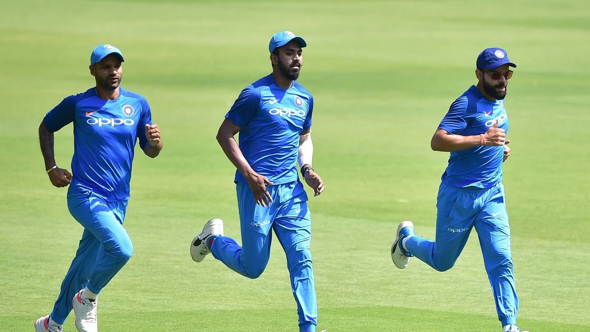 Indore T20: Pressure Mounts on Dhawan as Openers' Battle Heats Up
