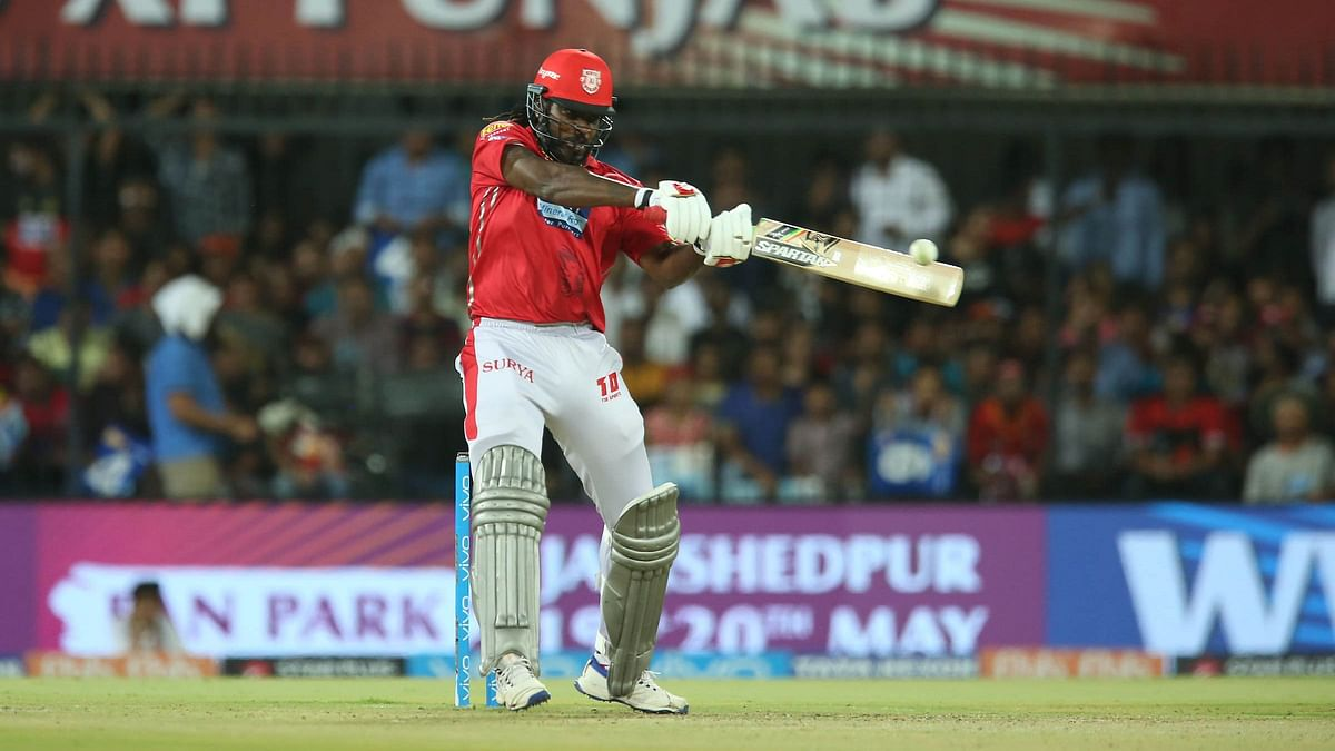 I Would Love to Carry on as Long as Possible: Chris Gayle