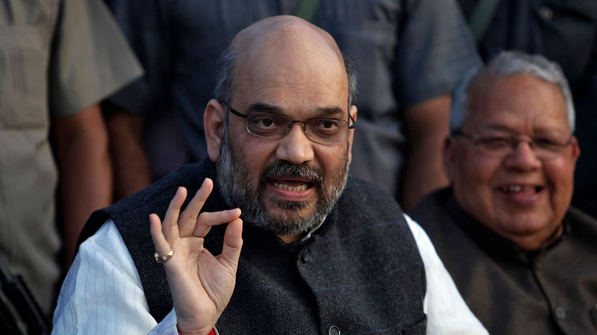 Press BJP Button So Hard That Shaheen Bagh Feels the Current: Shah