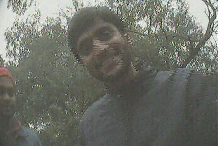 Akshat Awasthi, a BA first-year student at JNU