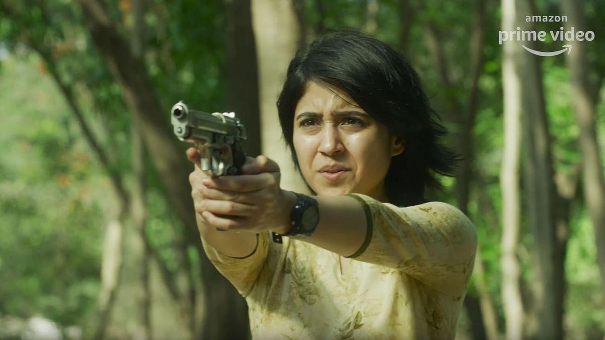 Shweta Tripathi in <i>Mirzapur 2.</i>
