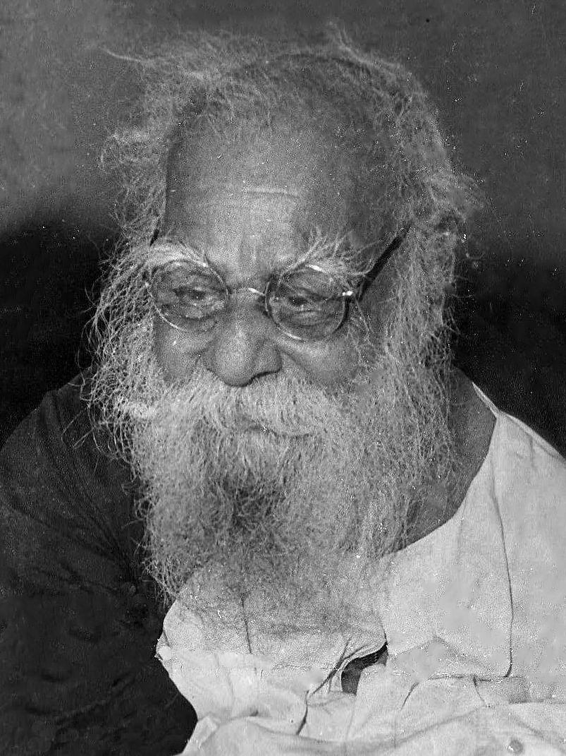 EV Ramasamy.