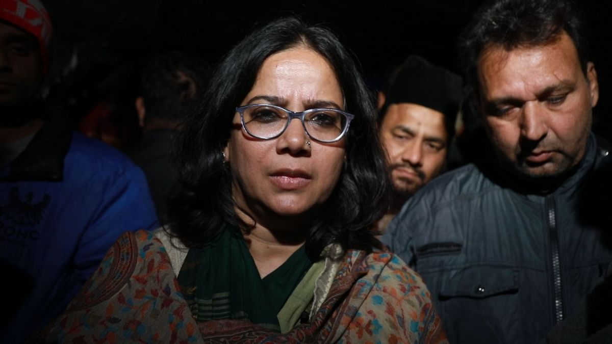 'CAA is Against Humanity': Sadaf Jafar at Delhi's Khureji Protest