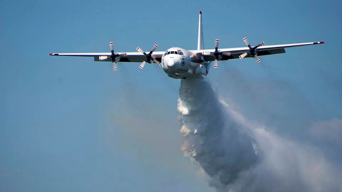 Probe Begins Into Deadly Crash of Firefighting Tanker in Australia
