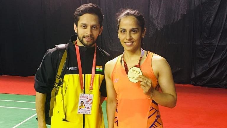 Saina and her husband Kashyap took to Twitter to ask about their next course of action.