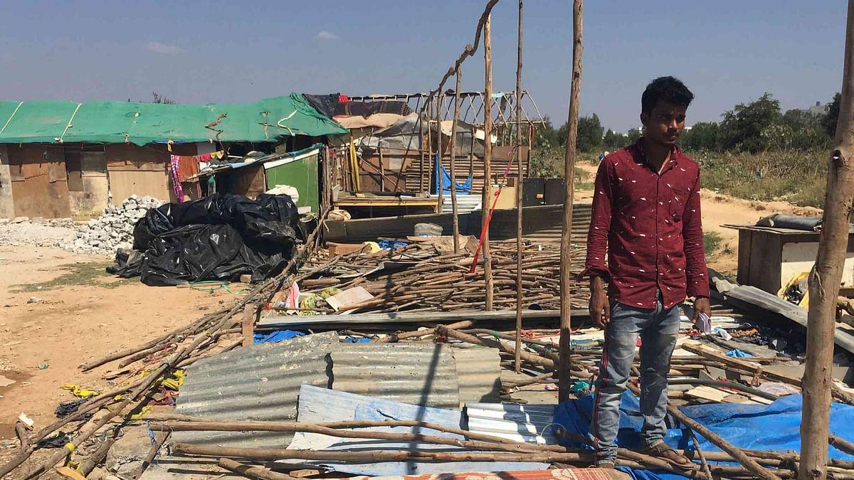 'Razing Unauthorised': BBMP Chief on 'Bangladeshi' Eviction Drive