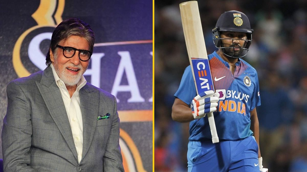 Unbelievable: Big B Congratulates Team India, Sharma on T20 Win