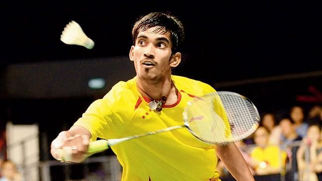 Kidambi Srikanth was among those who received the financial aid from the Mission Olympic Cell.
