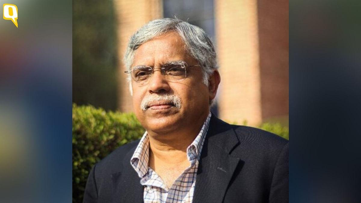 Prof Chandrasekhar Quits Statistics Committee Over JNU Violence