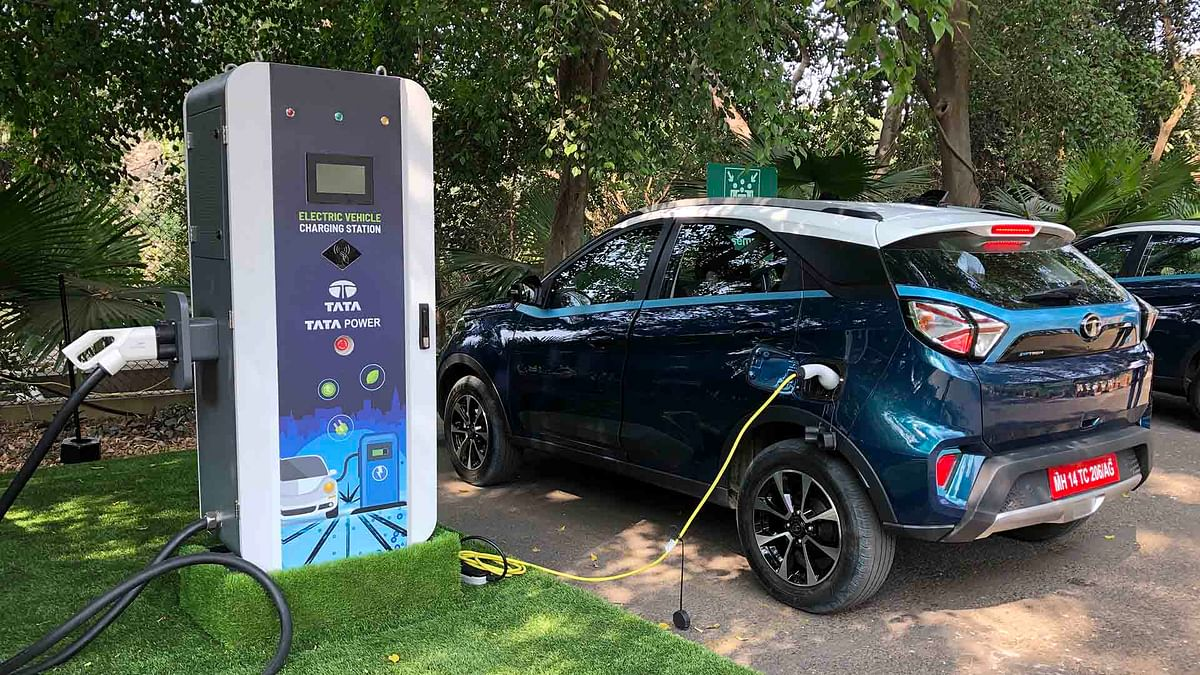 Tata Nexon Electric Car Price In Delhi