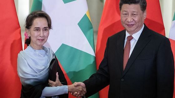 China's Xi Jets to Myanmar in Billion-Dollar Charm Offensive