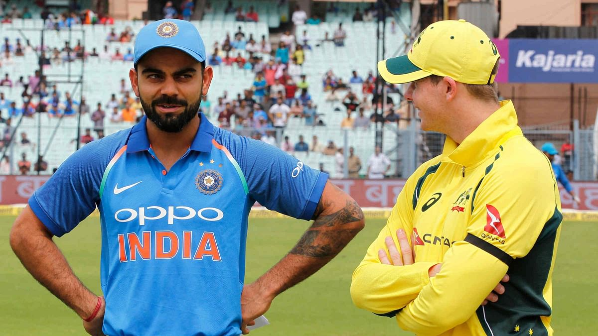 India's tour of Australia later this year may be played in front of fans in the stadium.