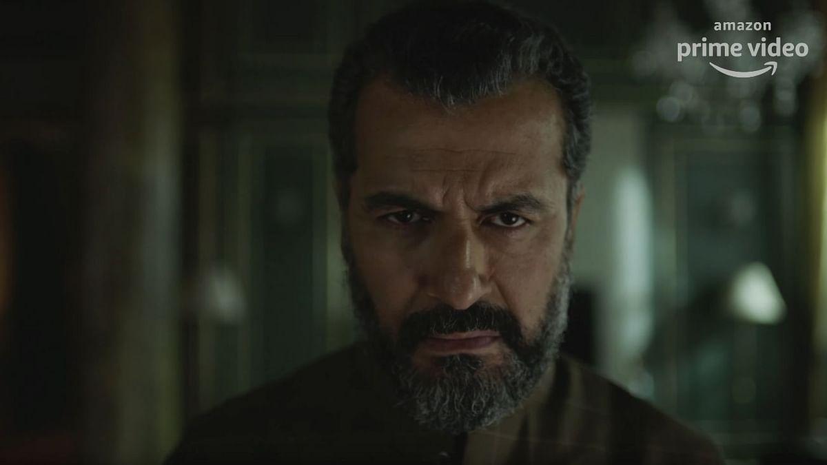 Aamir Bashir in <i>The Inside Edge 3.&nbsp;</i>