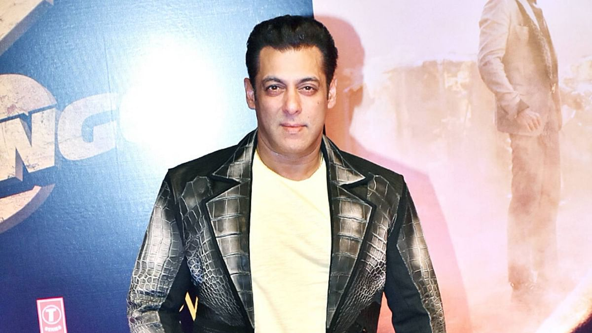 Actor Salman Khan.