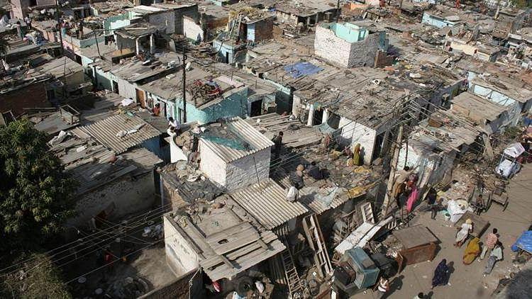 Nine COVID-19 cases recorded in Dharavi.