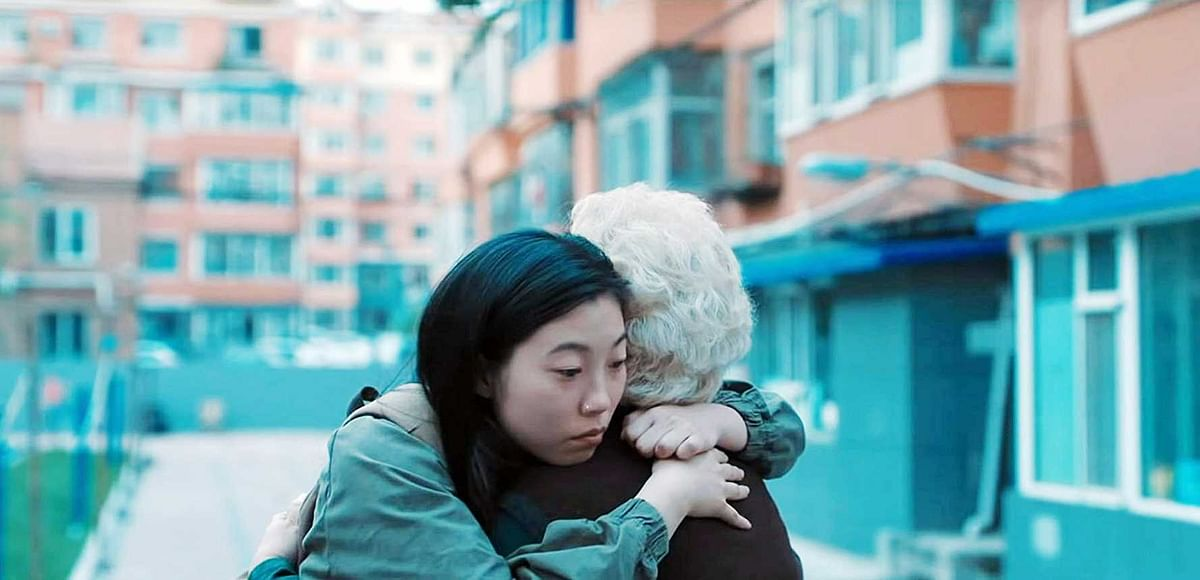 A still from <i>The Farewell.</i>