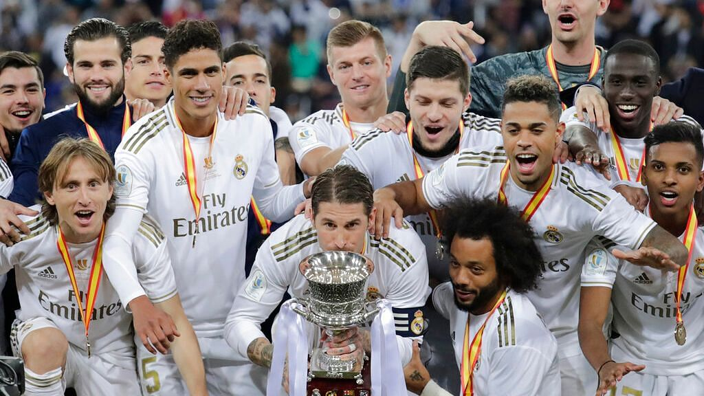 Real Madrid Beat Atletico in Shootout, Win Spanish Super Cup