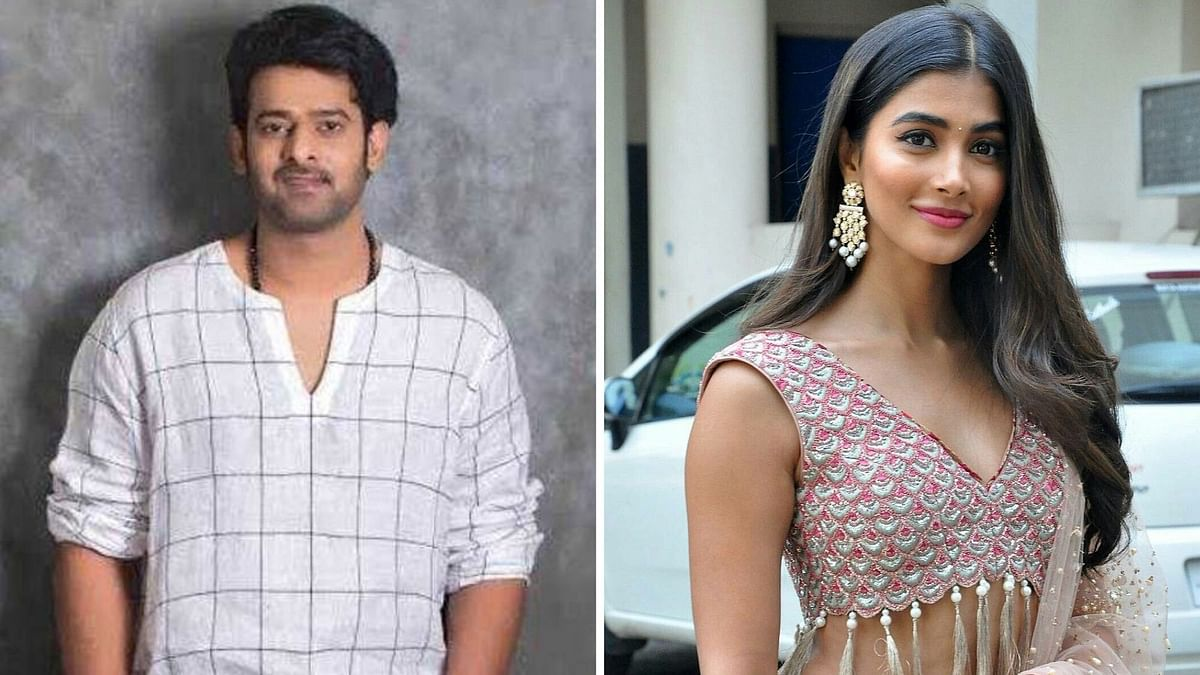 Prabhas Resumes Shooting for His Next With Pooja Hegde