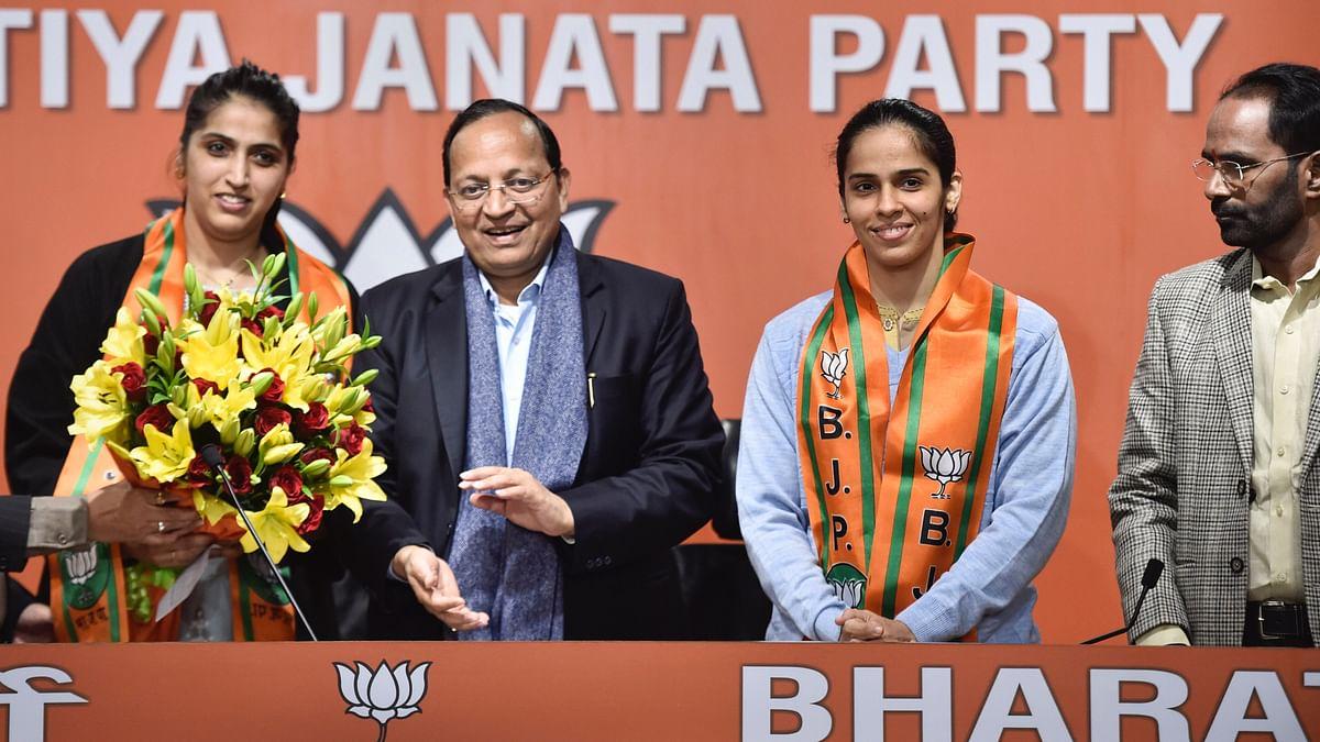 Saina Joining Party Indicative of Modi Govt's Popularity: BJP