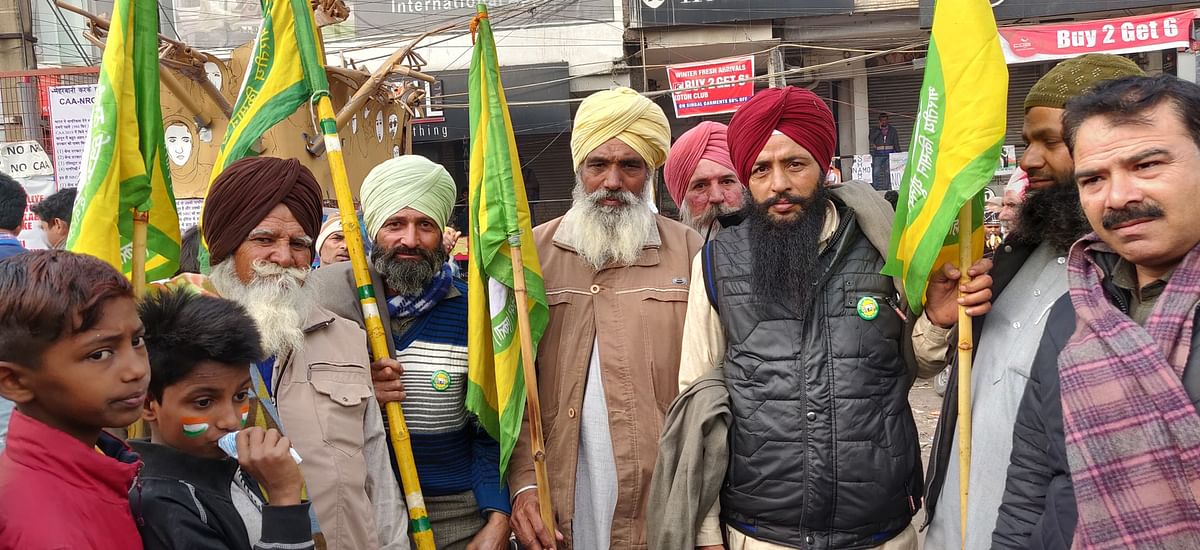 United By Grief: Why Sikhs & Punjab Farmers Are at Shaheen Bagh