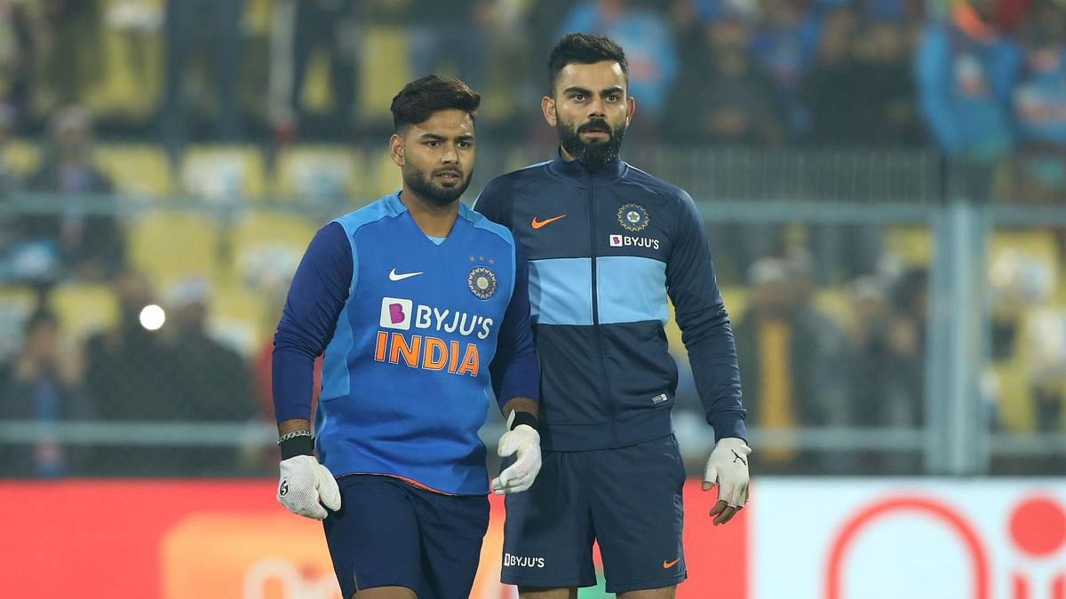 Four Wicket-Keepers Who Can Replace Faltering Rishabh Pant in T20s