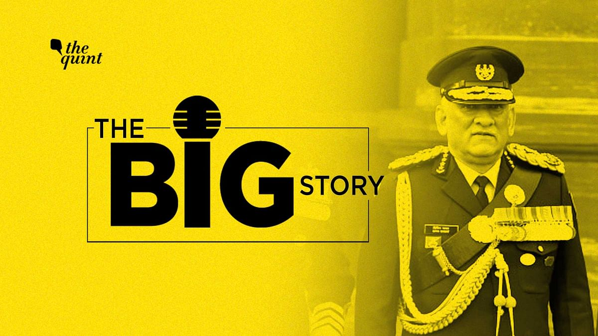 Gen Rawat Appointed Chief of Defence Staff – What Does It Mean?