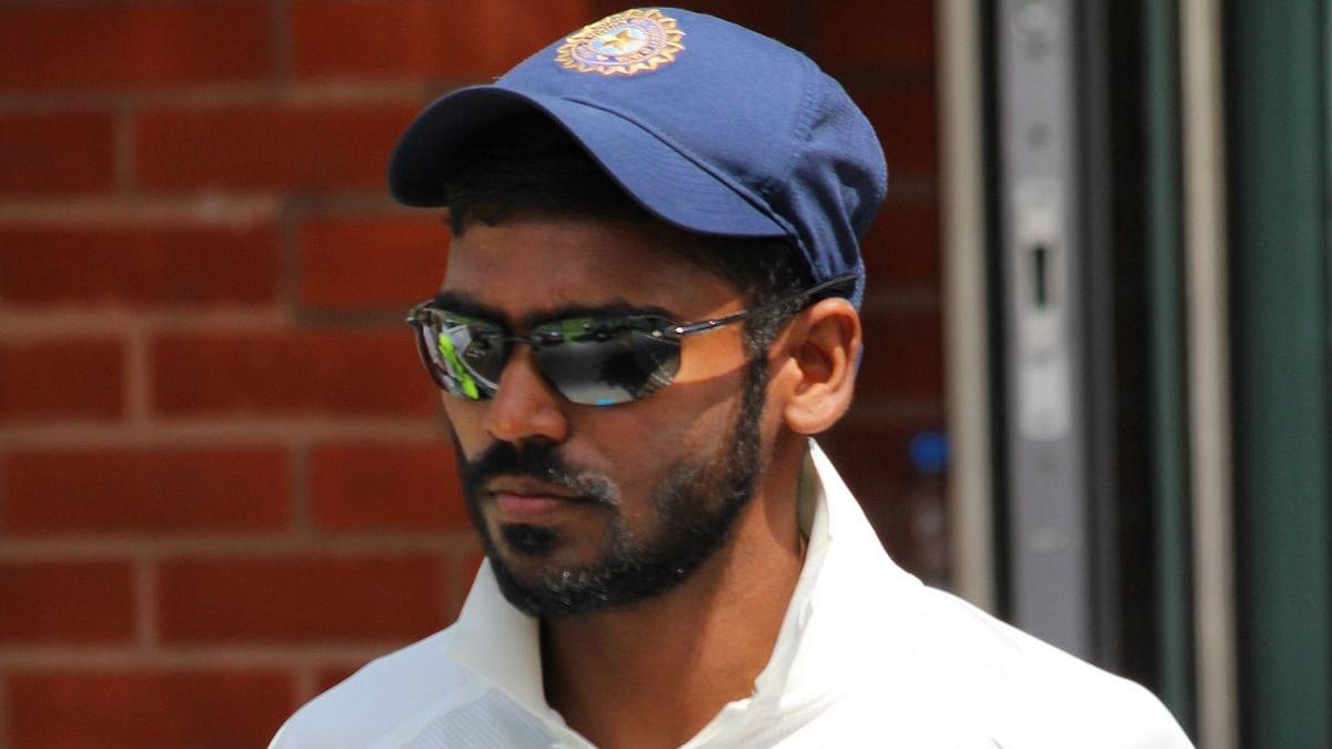 KS Bharat Named as Standby for Wriddhiman Saha for England tour
