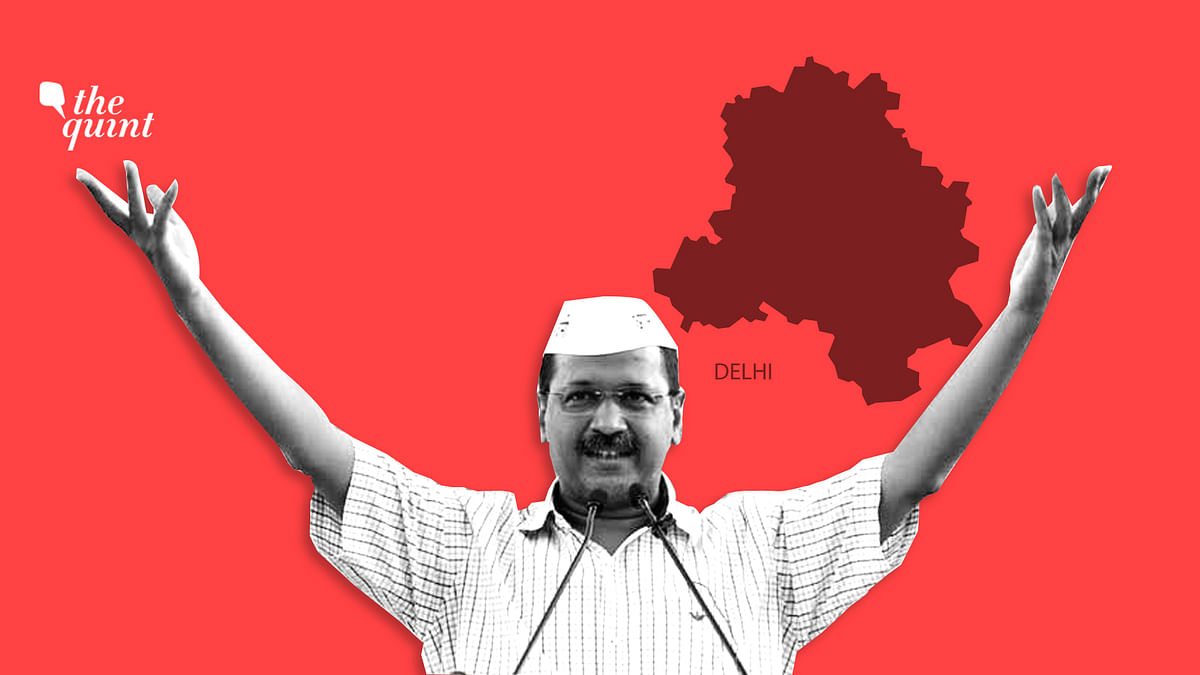 Delhi Election 2020: CVoter Poll Puts AAP Ahead Despite BJP Surge