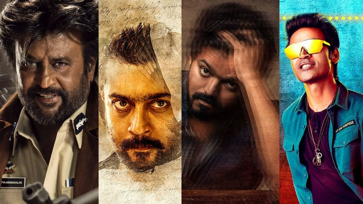 The Top 10 Tamil Films to Look Out for In 2020