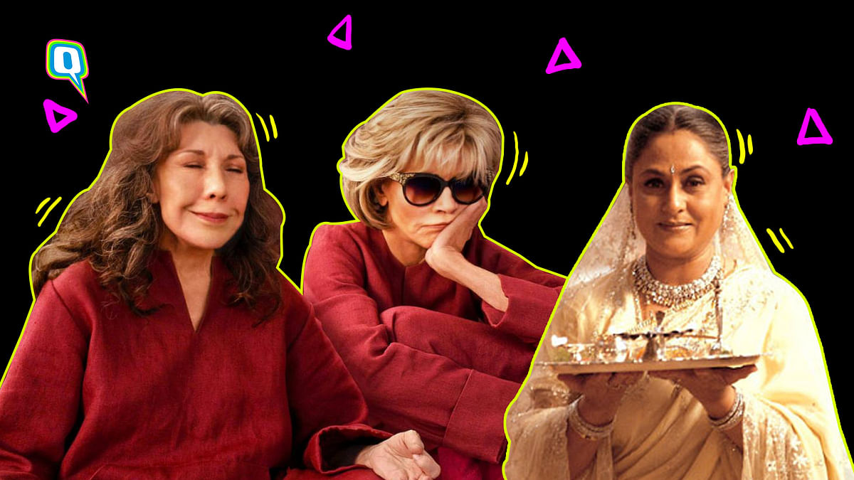 Bollywood Should Learn From 'Grace and Frankie' That Old Is Gold