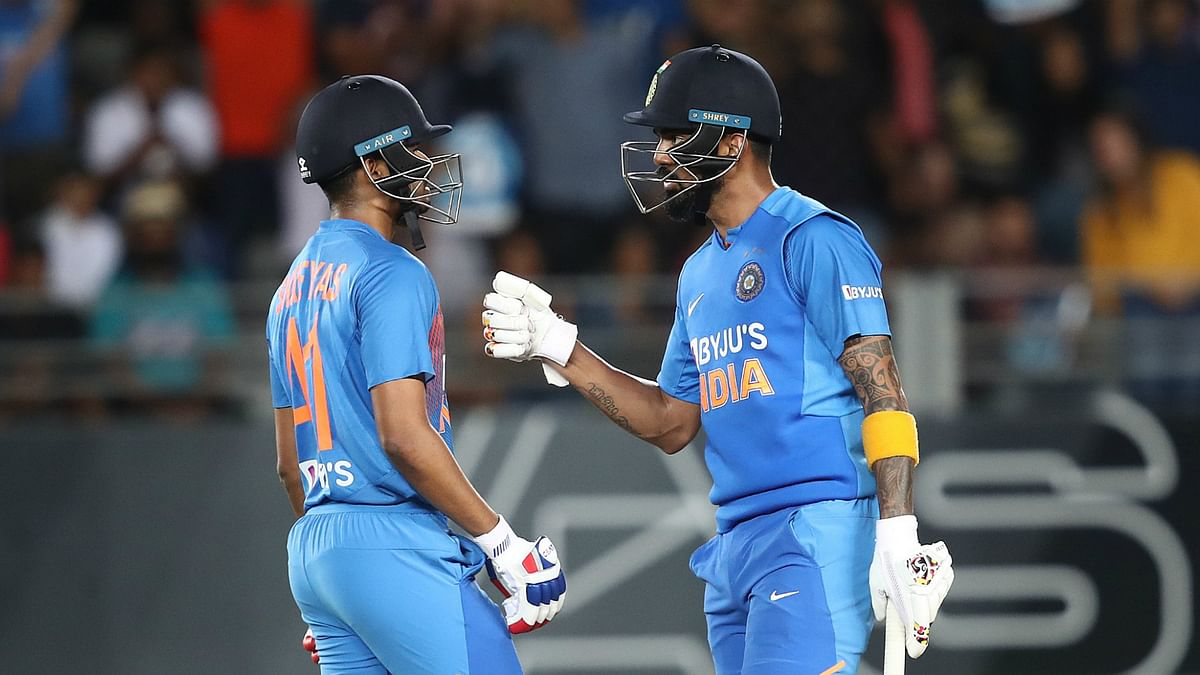 KL Rahul and Shreyas Iyer led India to a comfortable 7-wicket win in the second T20I with a 86-run stand for the third wicket.